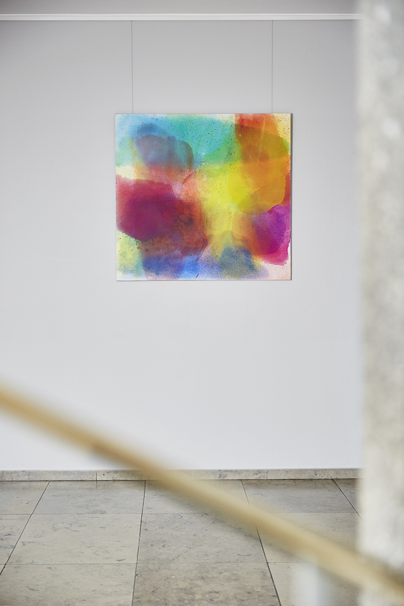 Helga Mols, Strange Loops Fläche, 2011