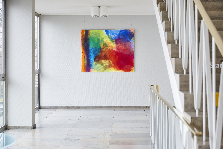 Helga Mols, Random Fläche, 2011