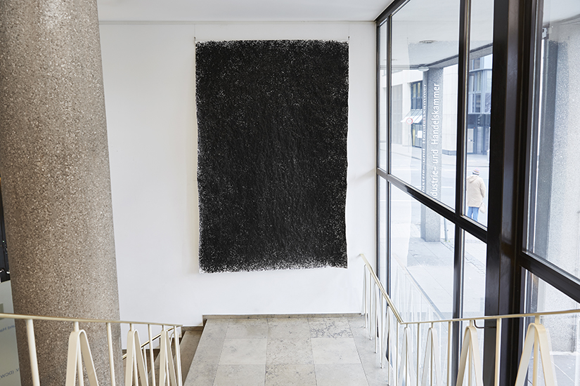 Helga Mols, Random Schwarz, 2016
