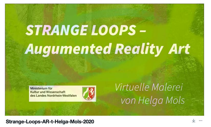 Helga Mols, AR/t - Filmvorschau, 2020